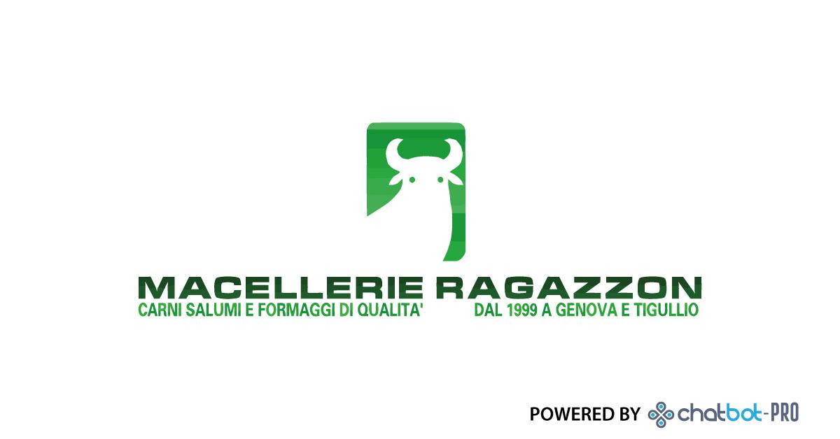 ChatBot - Macellerie Ragazzon - Genova